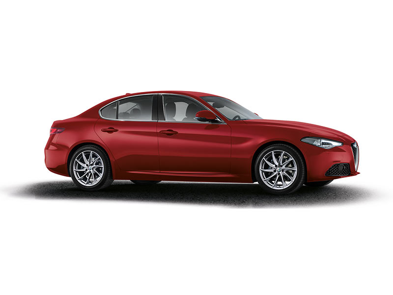 Alfa Romeo Giulia 2.0 AT 200pk B-Tech